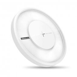 NILLKIN MAGIC DISC 4 WIRELESS CHARGER WHITE