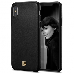 SPIGEN LA MANON CALIN IPHONE X/XS CHIC BLACK
