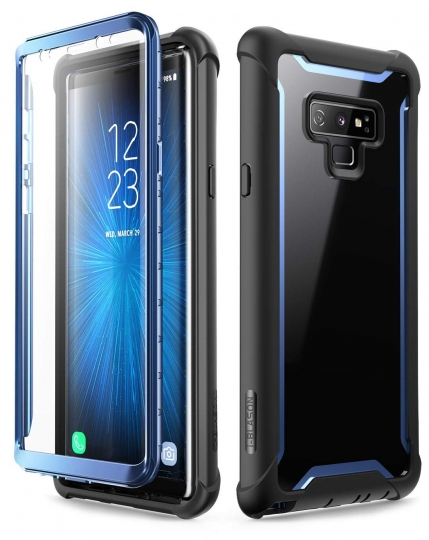 SUPCASE IBLSN ARES GALAXY NOTE 9 BLACK/BLUE