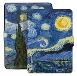 TECH-PROTECT SMARTCASE KINDLE PAPERWHITE IV/4 2018 STARRY NIGHT