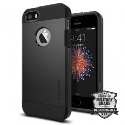 SPIGEN SGP TOUGH ARMOR IPHONE 5S/SE BLACK