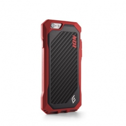 ELEMENTCASE ION6 IPHONE 6/6S (4.7) RED/CARBON