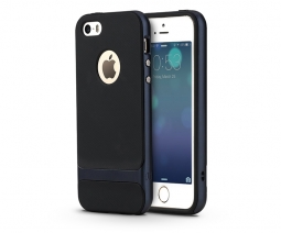 ROCK ROYCE CASE IPHONE 5S/SE NAVY BLUE