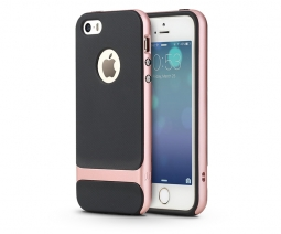 ROCK ROYCE CASE IPHONE 5S/SE ROSE GOLD