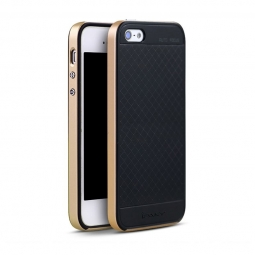 IPAKY PREMIUM HYBRID IPHONE 5S/SE GOLD