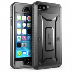 SUPCASE UNICORN BEETLE PRO IPHONE 5S/SE BLACK