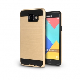 TECH-PROTECT ALUFIT GALAXY A3 2016 GOLD