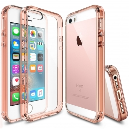 RINGKE FUSION IPHONE 5S/SE ROSE GOLD