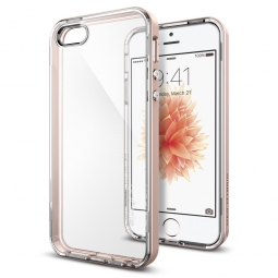 SPIGEN SGP NEO HYBRID CRYSTAL IPHONE 5S/SE ROSE GOLD