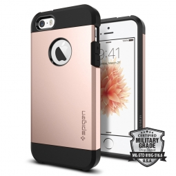 SPIGEN SGP TOUGH ARMOR IPHONE 5S/SE ROSE GOLD