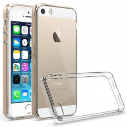 TECH-PROTECT SLIM HYBRID IPHONE 5S/SE CRYSTAL