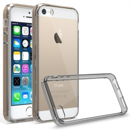 TECH-PROTECT SLIM HYBRID IPHONE 5S/SE SMOKE