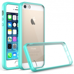 TECH-PROTECT SLIM HYBRID IPHONE 5S/SE MINT