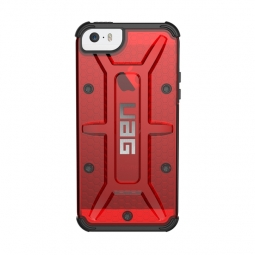 URBAN ARMOR GEAR IPHONE 5S/SE RED/BLACK