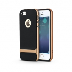 ROCK ROYCE CASE IPHONE 5S/SE GOLD