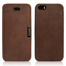 ICARER VINTAGE IPHONE 5S/SE BROWN