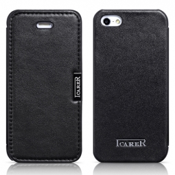 ICARER VINTAGE IPHONE 5S/SE BLACK