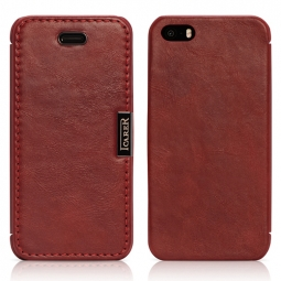 ICARER VINTAGE IPHONE 5S/SE RED