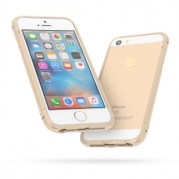 LJY SWORD PRO IPHONE 5S/SE CHAMPAGNE GOLD