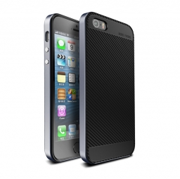 UCASE CARBON FRAME IPHONE 5S/SE GREY