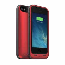 MOPHIE JUICE PACK AIR 1700MAH IPHONE 5S/SE RED