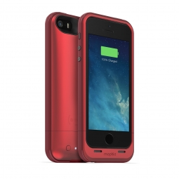 MOPHIE JUICE PACK PLUS 2100MAH IPHONE 5S/SE RED