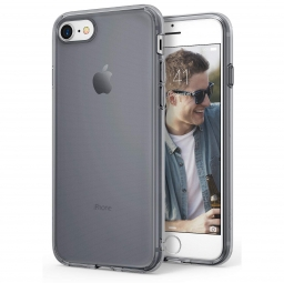 RINGKE AIR IPHONE 7/8 SMOKE BLACK