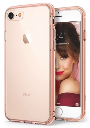 RINGKE FUSION IPHONE 7/8 ROSE GOLD
