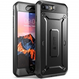 SUPCASE UNICORN BEETLE PRO IPHONE 7/8 PLUS BLACK