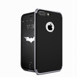 UCASE CARBON FRAME IPHONE 7 PLUS SILVER