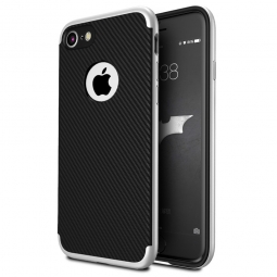 UCASE CARBON FRAME IPHONE 7 SILVER