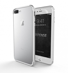 X-DORIA DEFENSE EDGE IPHONE 7/8 PLUS SILVER
