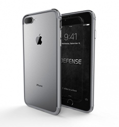 X-DORIA DEFENSE EDGE IPHONE 7/8 PLUS SPACE GRAY