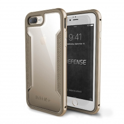 X-DORIA DEFENSE SHIELD IPHONE 7/8 PLUS GOLD