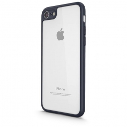 UCASE CLEAR HYBRID 0.8MM IPHONE 7/8 NAVY