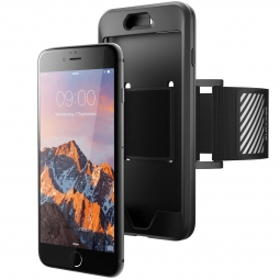 SUPCASE SPORT ARMBAND IPHONE 7/8 PLUS BLACK