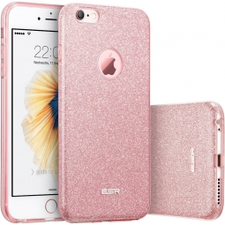 ESR GLITTER SHINE IPHONE 6/6S 4.7 ROSE GOLD