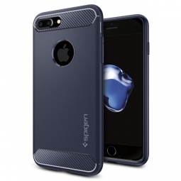 SPIGEN RUGGED ARMOR IPHONE 7/8 PLUS MIDNIGHT BLUE