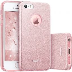 ESR GLITTER SHINE IPHONE 5S/SE ROSE GOLD