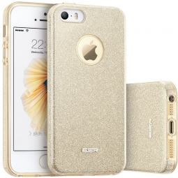 ESR GLITTER SHINE IPHONE 5S/SE CHAMPAGNE GOLD