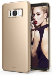 RINGKE SLIM GALAXY S8+ PLUS ROYAL GOLD
