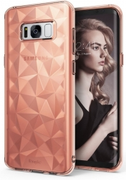 RINGKE PRISM AIR GALAXY S8+ PLUS ROSE GOLD