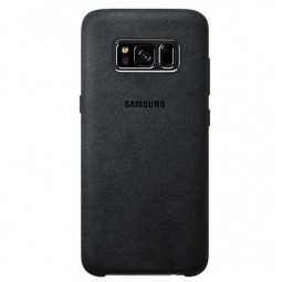 SAMSUNG ALCANTARA COVER GALAXY S8+ PLUS DARK GREY