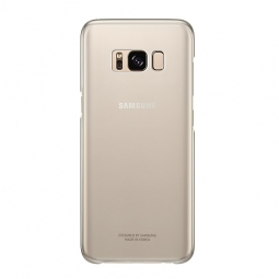 SAMSUNG CLEAR COVER GALAXY S8 GOLD