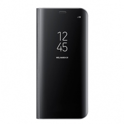 SAMSUNG CLEAR VIEW GALAXY S8+ PLUS BLACK