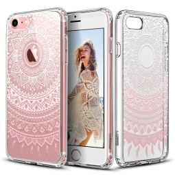 ESR ART CASE IPHONE 7/8 PINK MANSJUSAKA