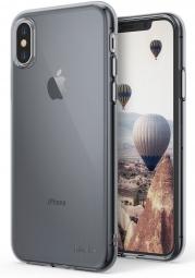 RINGKE AIR IPHONE X/10 SMOKE BLACK