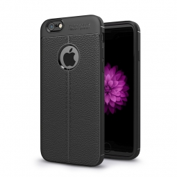 TECH-PROTECT TPULEATHER IPHONE 6/6S 4.7 BLACK