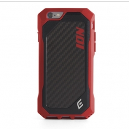 ELEMENTCASE ION6 IPHONE 6/6S PLUS (5.5) RED/CARBON