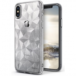 RINGKE AIR PRISM IPHONE X/10 GLITTER CLEAR